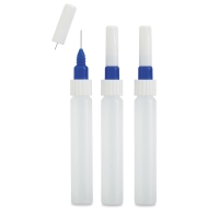 Precision Applicator Tubes and Tips, 1 oz tubes, 20 gauge needles, Pkg of 3