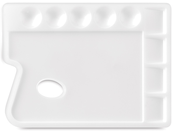 Rectangular Plastic Palette