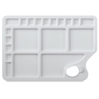 Reeves Large Rectangular Watercolor Palette