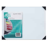 Posh Glass Tabletop Palette, Clear