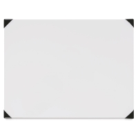Posh Glass Tabletop Palette, White