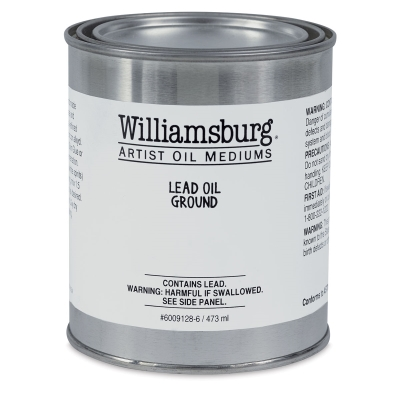 Lead Oil Ground, 473 ml Can