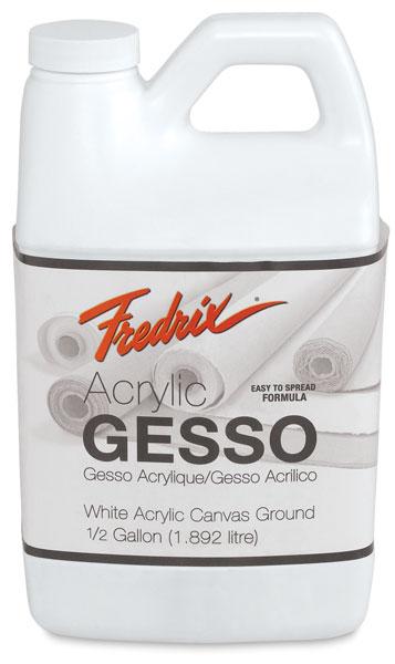 Premium Gesso, Half Gallon