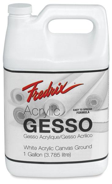 Premium Gesso, Gallon