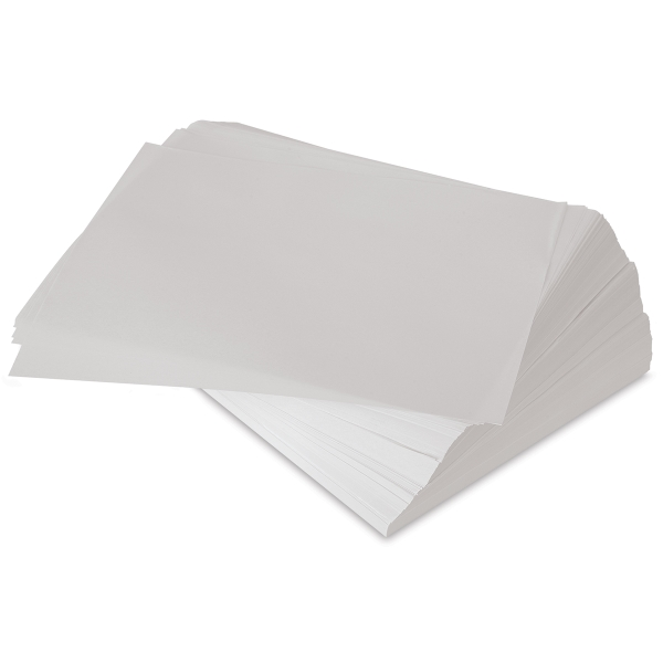 "Disposable Palette Paper Bulk Pack, 1400 Sheets, 11"" x 14"""