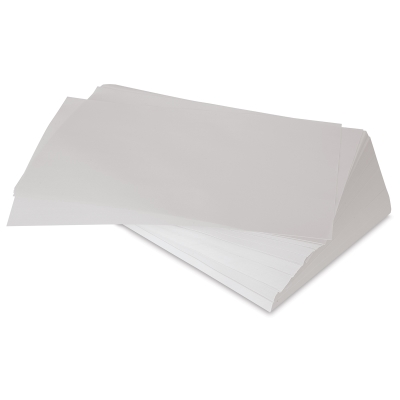 "Disposable Palette Paper Bulk Pack, 1400 Sheets, 12"" x 18"""
