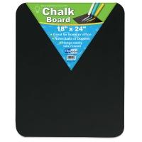 """Frameless Chalkboard, 18"""" × 24"""""""