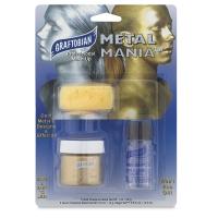Metal Mania Powered Metal Kit, Gold