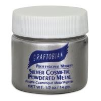 Metal Mania Powder, Silver