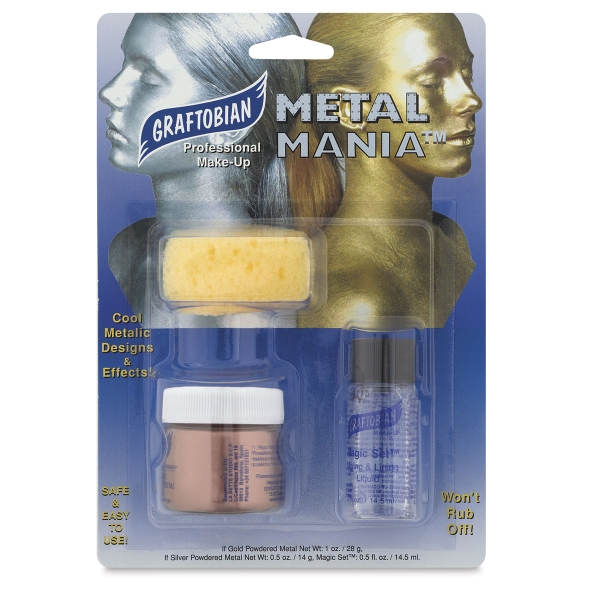 Metal Mania Powered Metal Kit, Copper