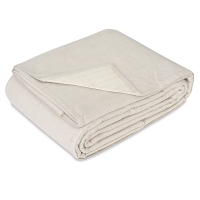 Stay Put Canvas Drop Cloth, 9 ft x 12 ft
