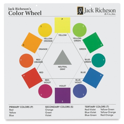 Extra Large Color Wheel
