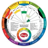 Utrecht Color Wheel Guide