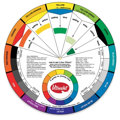 Color Wheel Guide