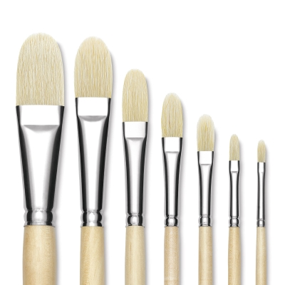 Filbert Brushes