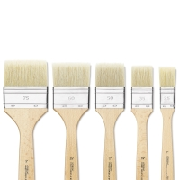 Extra Large Flat Brushes