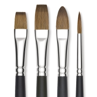 Masterstroke Finest Red Sable Brushes