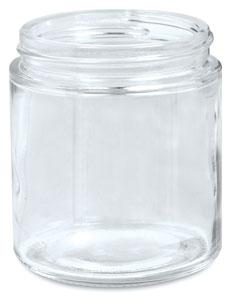 Glass Jar, 4 oz