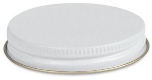 Screw-on Metal Cap, Fits 4 oz Jar