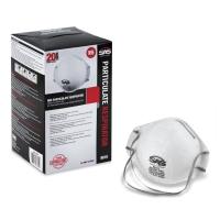 N95 Particulate Respirator, Pkg of 20