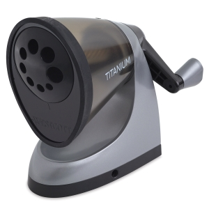 Westcott iPoint Manual Pencil Sharpener