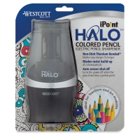 iPoint Halo Electric Colored Pencil Sharpener