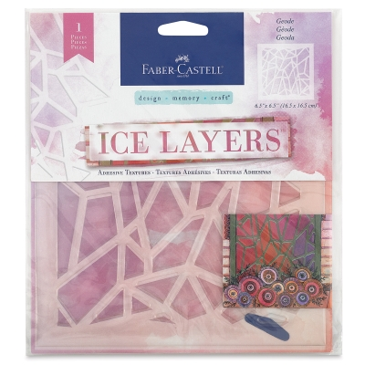 Design Memory Craft Ice Layer, Geode