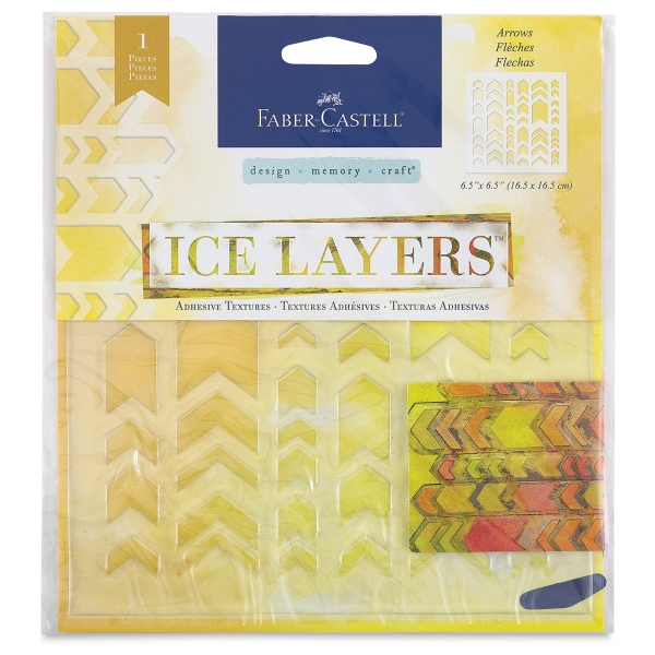Design Memory Craft Ice Layer, Arrows