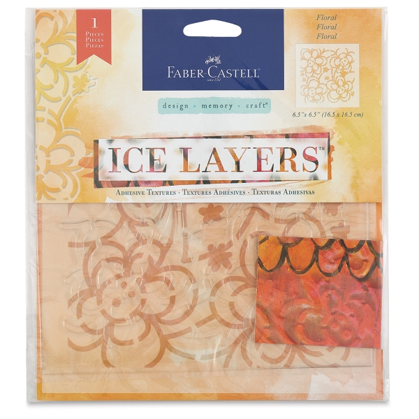 Design Memory Craft Ice Layer, Floral