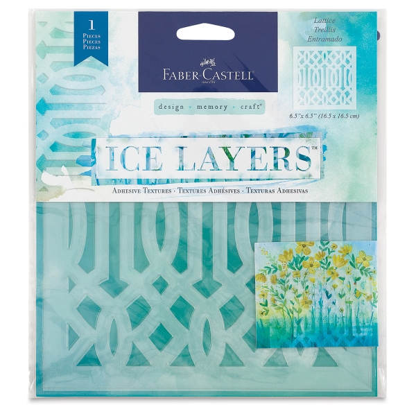 Design Memory Craft Ice Layer, Lattice