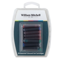 William Mitchell Ink Cartridges