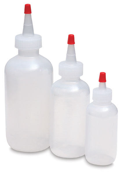 Plastic Squeeze Bottles Blick Art Materials