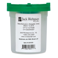 Neatness Jar, Green Lid