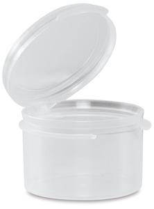 Flip Top Container, .75 oz