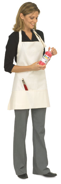 Poly/Cotton Twill Apron