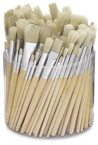 Tub of 144 Brushes, Assorted
