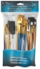 Loew-Cornell Craft Brush Value Set