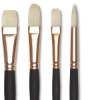 Blick Masterstroke Interlocking Bristle Brushes