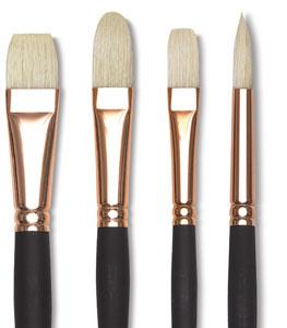 Masterstroke Interlocking Bristle Brushes