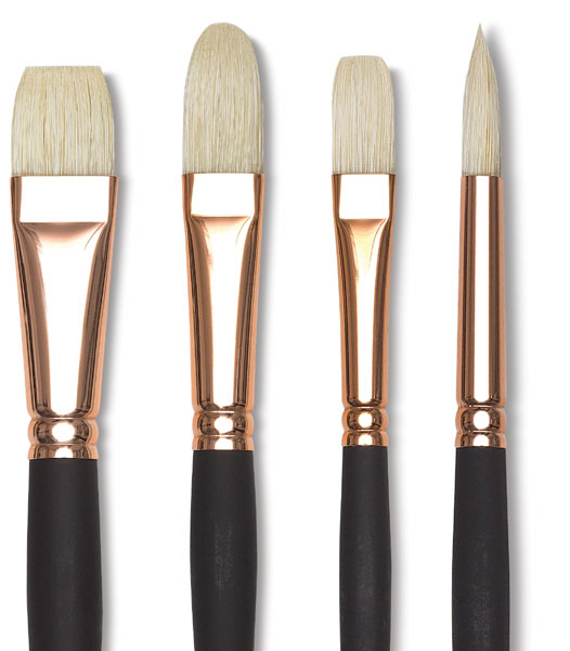 Single Round Tip Paint Brush