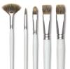 Bob Ross Oil Brushes