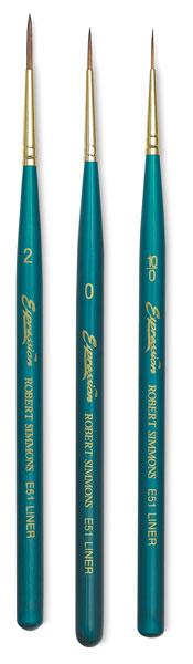 Liner Brushes