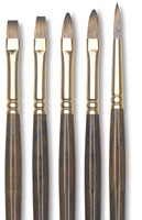 Winsor & Newton Monarch Brushes