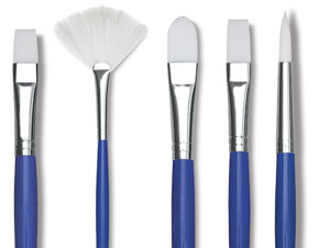 Scholastic Wonder White Brushes