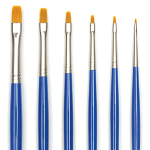 Set of 6 Brushes