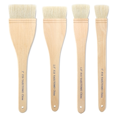 Student Hake Brushes