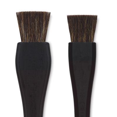 Yasutomo Lacquered Handle Hake Brush