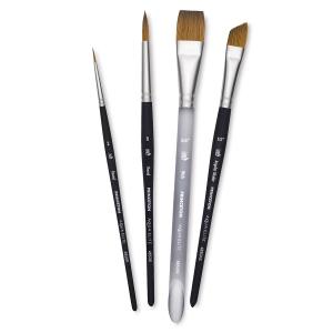 Princeton Aqua Elite Series 4850 Synthetic Brushes