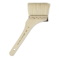 Atelier Hake Brush, Angle, Size 30
