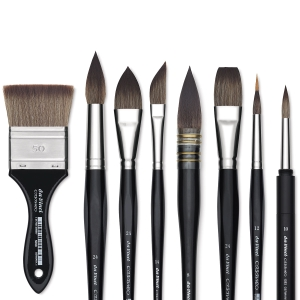 Da Vinci Casaneo Watercolor Brushes